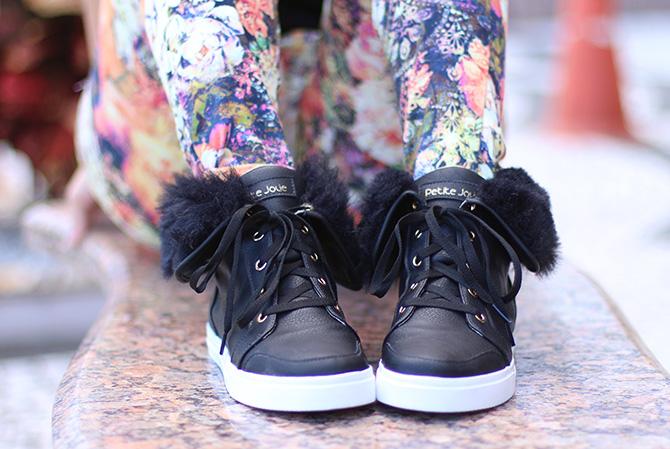 08-look doa dia calça estampa com tênis pelo petite jolie blog sempre glamour jana taffarel