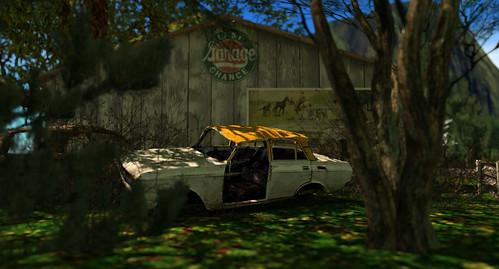 Last Chance Garage