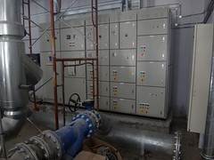 electrical wiring(0.0), boiler(0.0), machine(1.0), pumping station(1.0),
