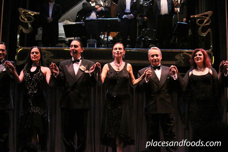 chanta cuatro argentine tango ending