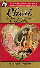 Signet Books S1189 - Colette - Chéri and The Last of Chéri