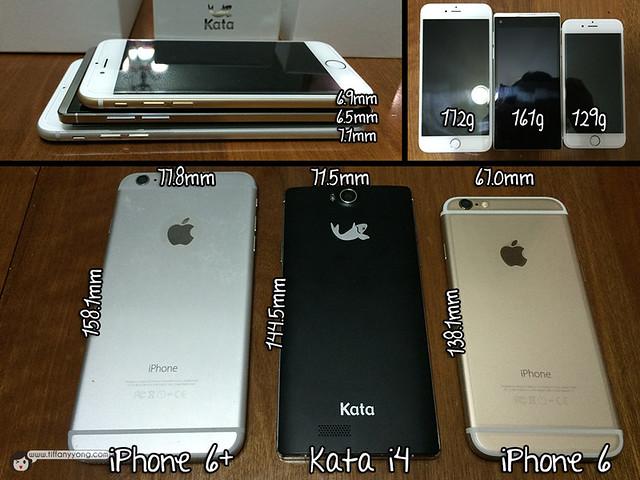 kata i4 vs iphone 6
