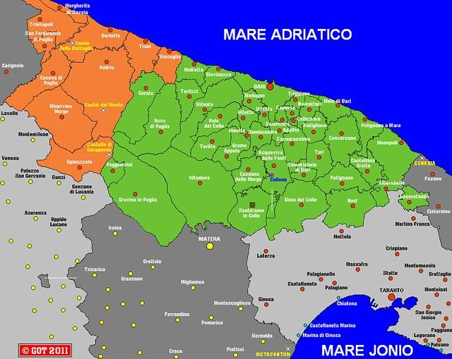 Provincia di Bari-BAT