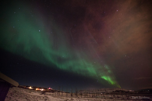 South Iceland Aurora