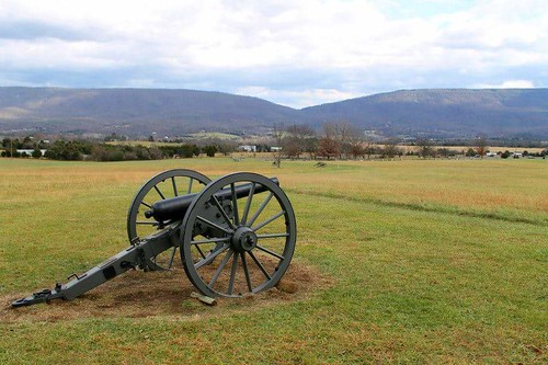New Market Battlefield Virginia