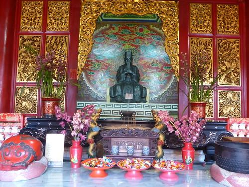 Ta-Sun Moon Lake-j2-est-Temple Wenwu (10)