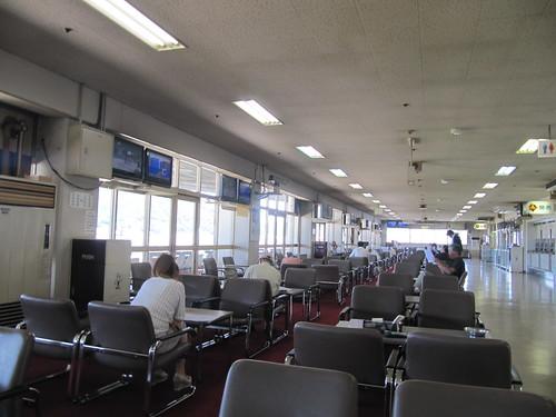 姫路競馬場の特観席