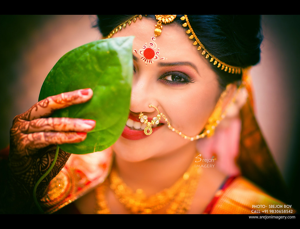 Wedding Photographer In Kolkata Indian Creative Photography By Srejon Imagery