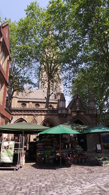 Kirche und Markt
