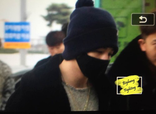 Big Bang - Incheon Airport - 27nov2015 - BigbangFighting - 11