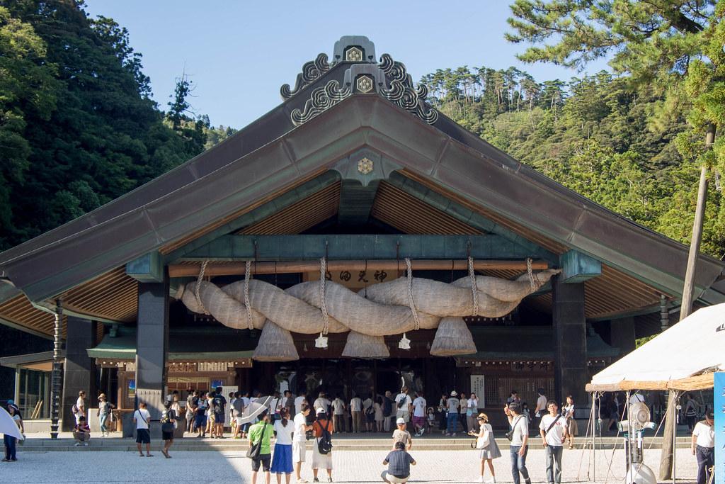 松江 出雲大社 (Matsue,Izumo-taisha shrine)