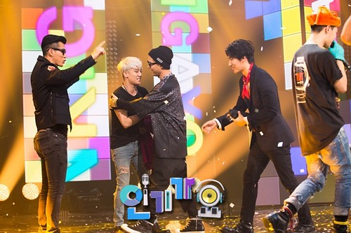 Big Bang - SBS Inkigayo - 10may2015 - SBS - 45