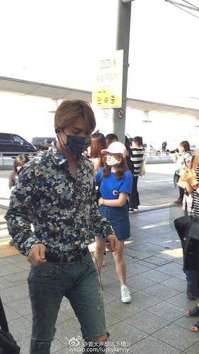 Big Bang - Incheon Airport - 05jun2016 - luckykenny - 04