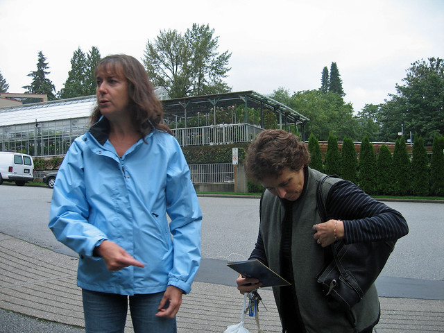 Kath with Sheila at, Canon DIGITAL IXUS 750