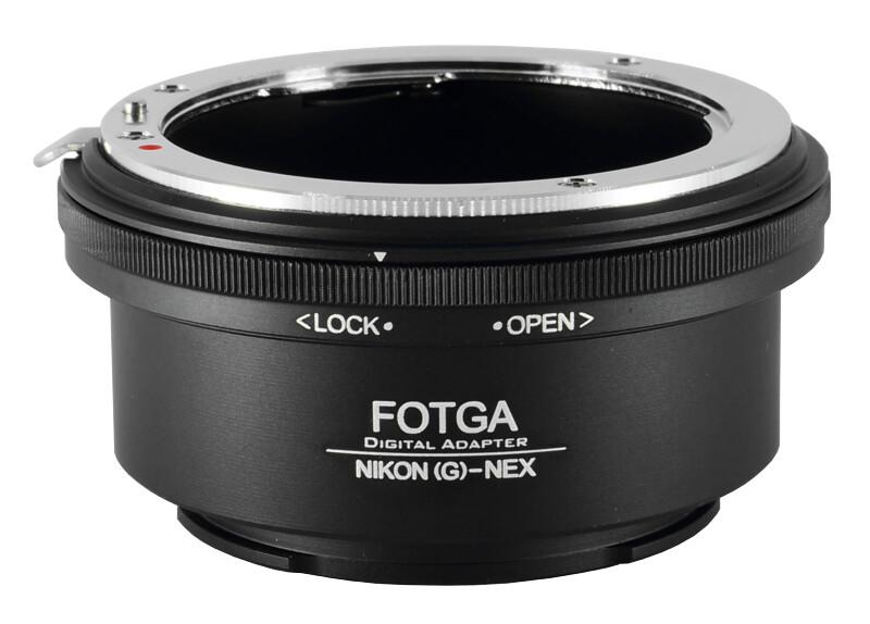 Nikon G NEX Lens Adapter