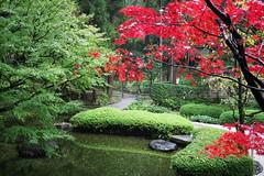 Yamazaki Distillery Garden