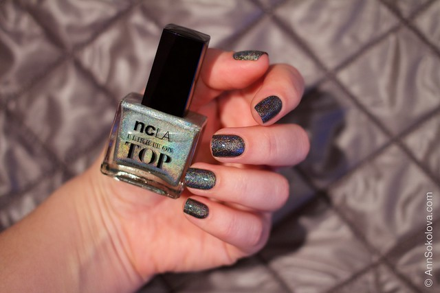 09 NCLA   I Like It On Top   Shimmer Me Pretty +  Dior   Underground flash