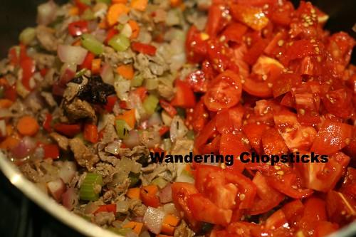 Uzbek Lagman (Lamb Noodle Soup) 11