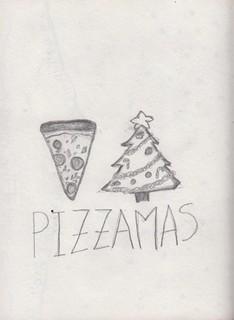 13 Pizzamas