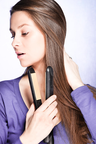 Dr. Schlessinger discusses hair loss and heat styling