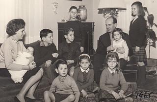 Familia Cruz Vergara.1965