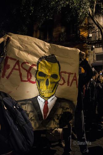 Paro Nacional: 20 noviembre, Ayotzinapa Vive!