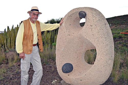 Gernot Huber, San Isidro Sculpture Park