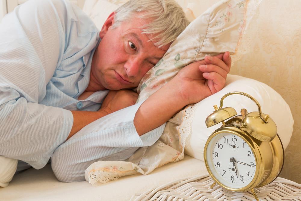 Rối loạn giấc ngủ đêm ở bệnh nhân Parkinson 1