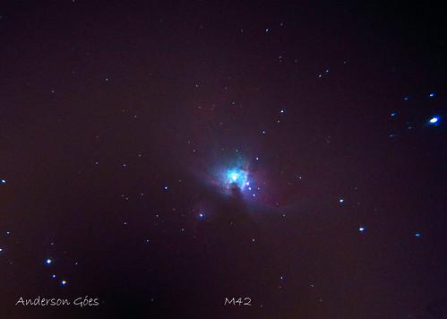 M42 - Nebulosa de Orion 15889189928_244da5b57f