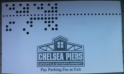 Chelsea Piers, Manhattan