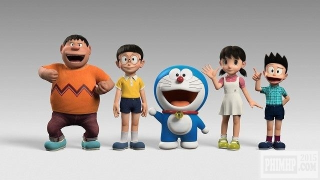 Doraemon: Stand by Me 2014 1