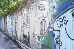 Tin Wall Graffiti II