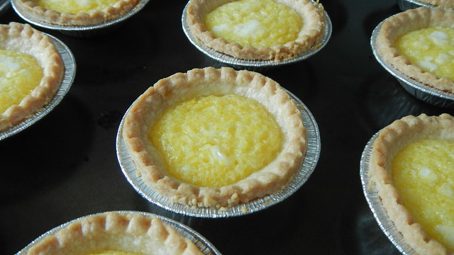 Cheater Lemon Tarts 10