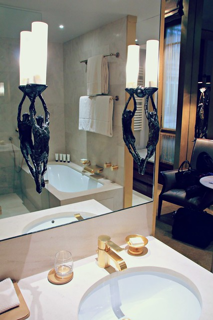 Park Hyatt Paris Vendome room