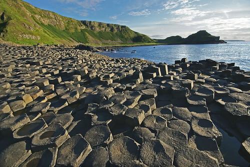 ireland landscape coast côte unesco worldheritagesite giants paysages causeway irlande lachausséedesgéants