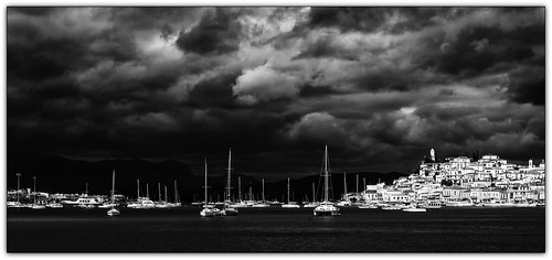 2484SE Storms over Poros, Greece