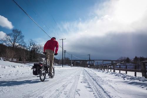 ski in ski out japan