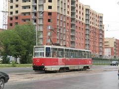 Ryazan tram 71-605 32 2007