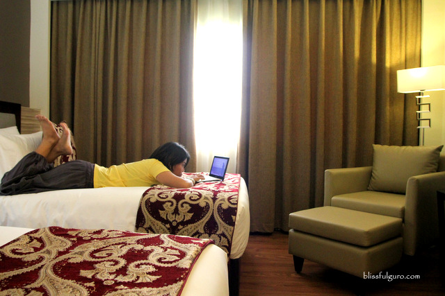 Brentwood Suites Quezon City Superior Room