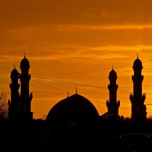 Suffa Tul Islam Central Mosque, Horton Park Avenue, Bradford