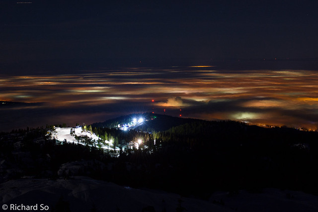 Mount Seymour ski area