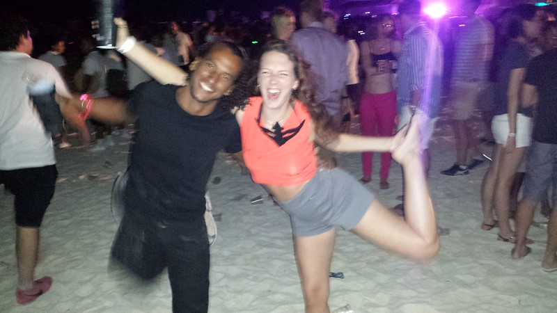 New Year's Eve in Cancun