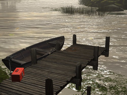 MadPea: HUD Activation - Boat Launch