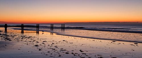 vacation sunrise newjersey unitedstates jetty nj stoneharbor oceanbeach jerseyshore