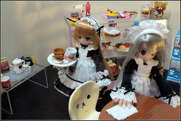 [Azone Lil'Fairy] Bienvenue au Maid Café ~~ 16319696039_958fd9a51f_o
