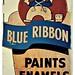 Blue Ribbon Paint