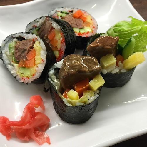 晚餐吃什麼?老闆請客新選擇-推薦高雄松江庭吃到飽日式料理 (10)