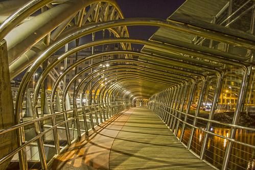 Puente de las corrientes.Pontevedra