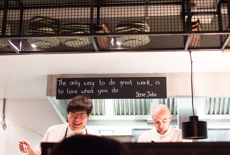 9. JinJuu Chef quote