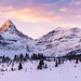 A Winter Sunrise | Mt. Assiniboine, Canadian Rockies by v on life